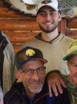 Thomas DeMauro, bottom, a physical education teacher at Tioga Elementary School in Bensenville, and his son, Kyle DeMauro, 21, were among the victims of a weekend plane crash in Wisconsin.