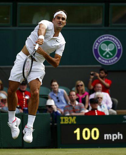2017 Wimbledon Finals Brackets Back To The Future: I Quit! Federer, Djokovic Benefit From Wimbledon Retirements