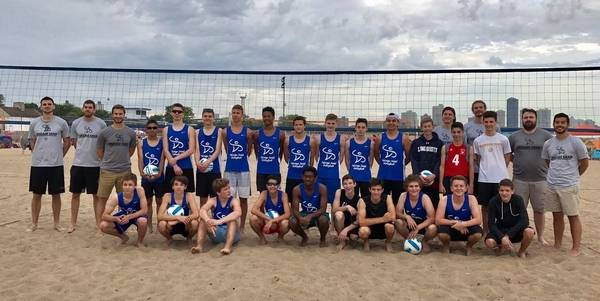 Chicago Sand Volleyball Made A Strong Debut At The North Coast Open Junior National Qualifier June