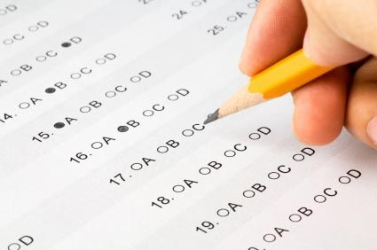 SAT practice test offered at Aurora Public Library