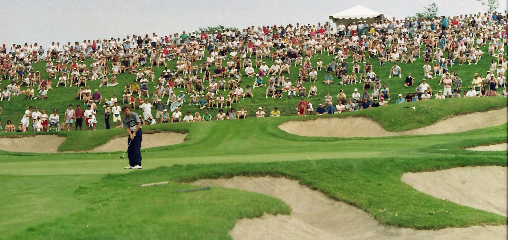 Images Tbt Gallery Looks Back At Western Open Golf Tournament