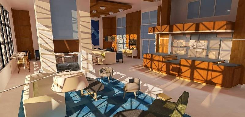Assisted living facility hotel renovations planned in for Design hotel chain