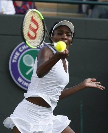 2017 Wimbledon Finals Brackets Back To The Future: At 37, Venus Williams Tops 1 Teen At Wimbledon, Faces A 2nd