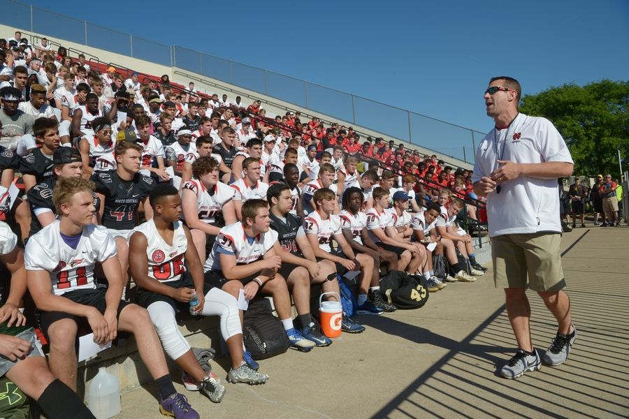 College Football Satellite Camps Have Become Popular In Suburbs