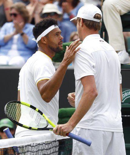 2017 Wimbledon Finals Brackets Back To The Future: Short Workday: Querrey Needs 4 Minutes To End Wimbledon Win