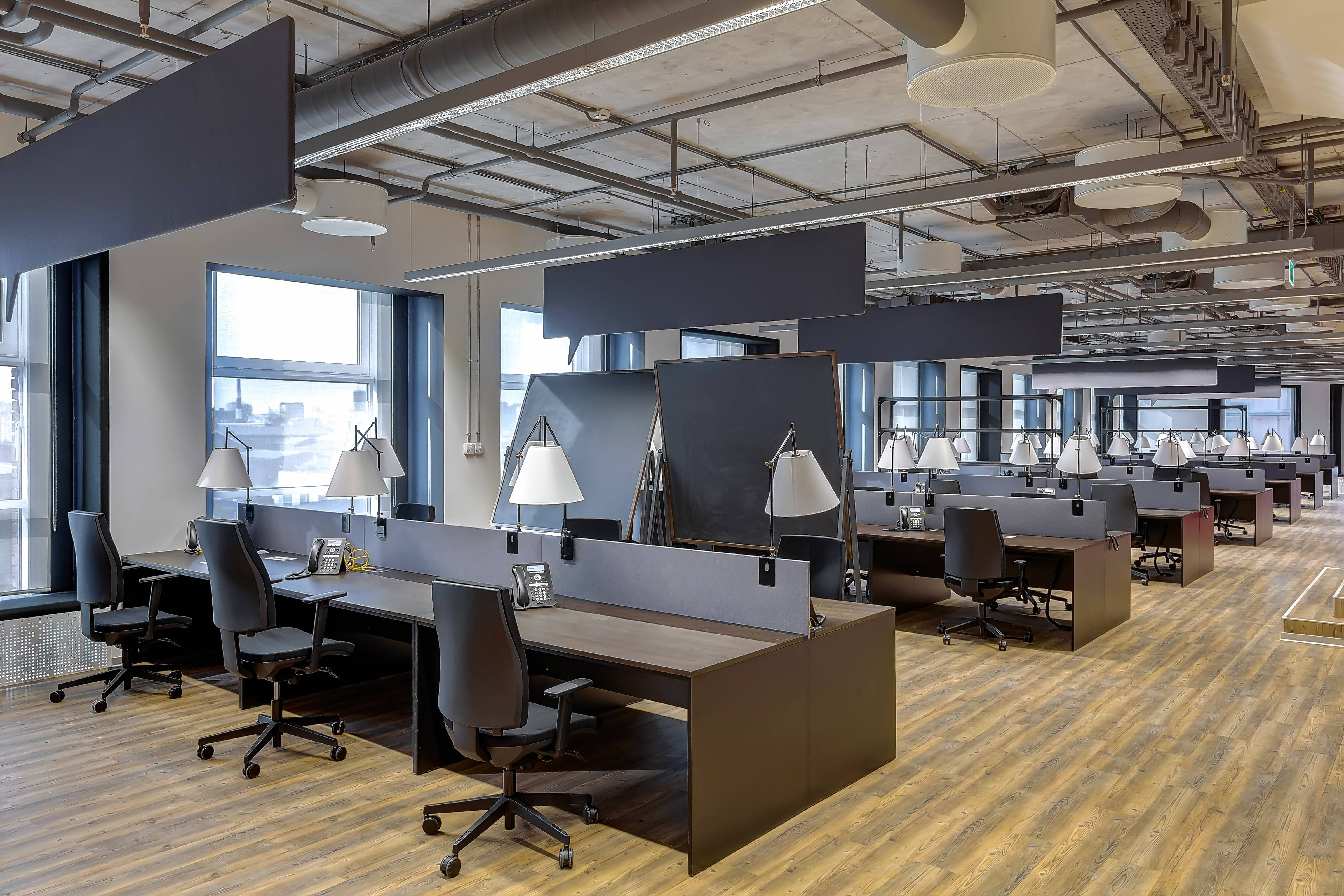 Daily Herald The Forced Togetherness Of Modern Offices May Be Sociable And Good For  Informal Brainstorming But