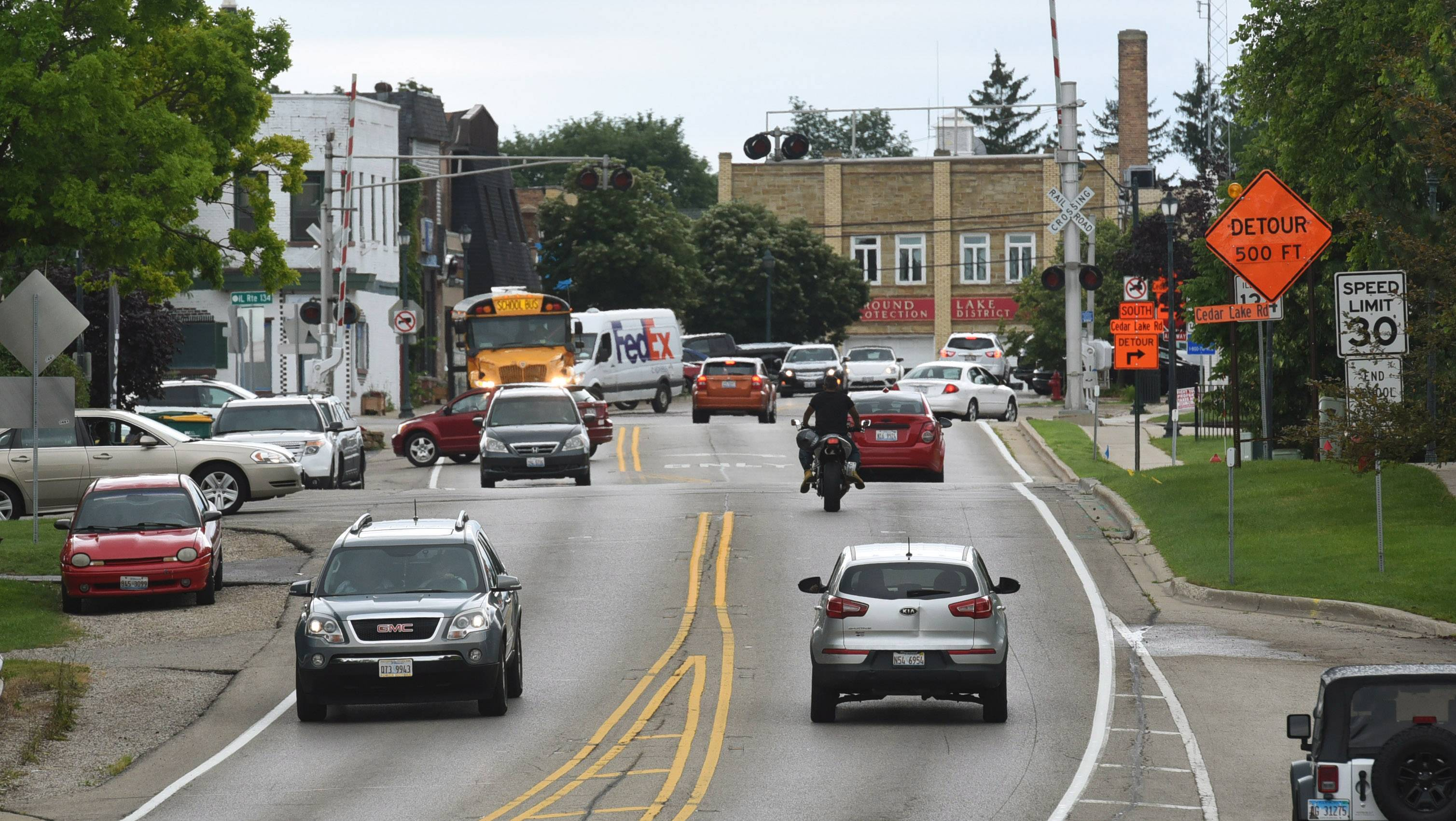 After decades of talk, Cedar Lake Road realignment has momentum