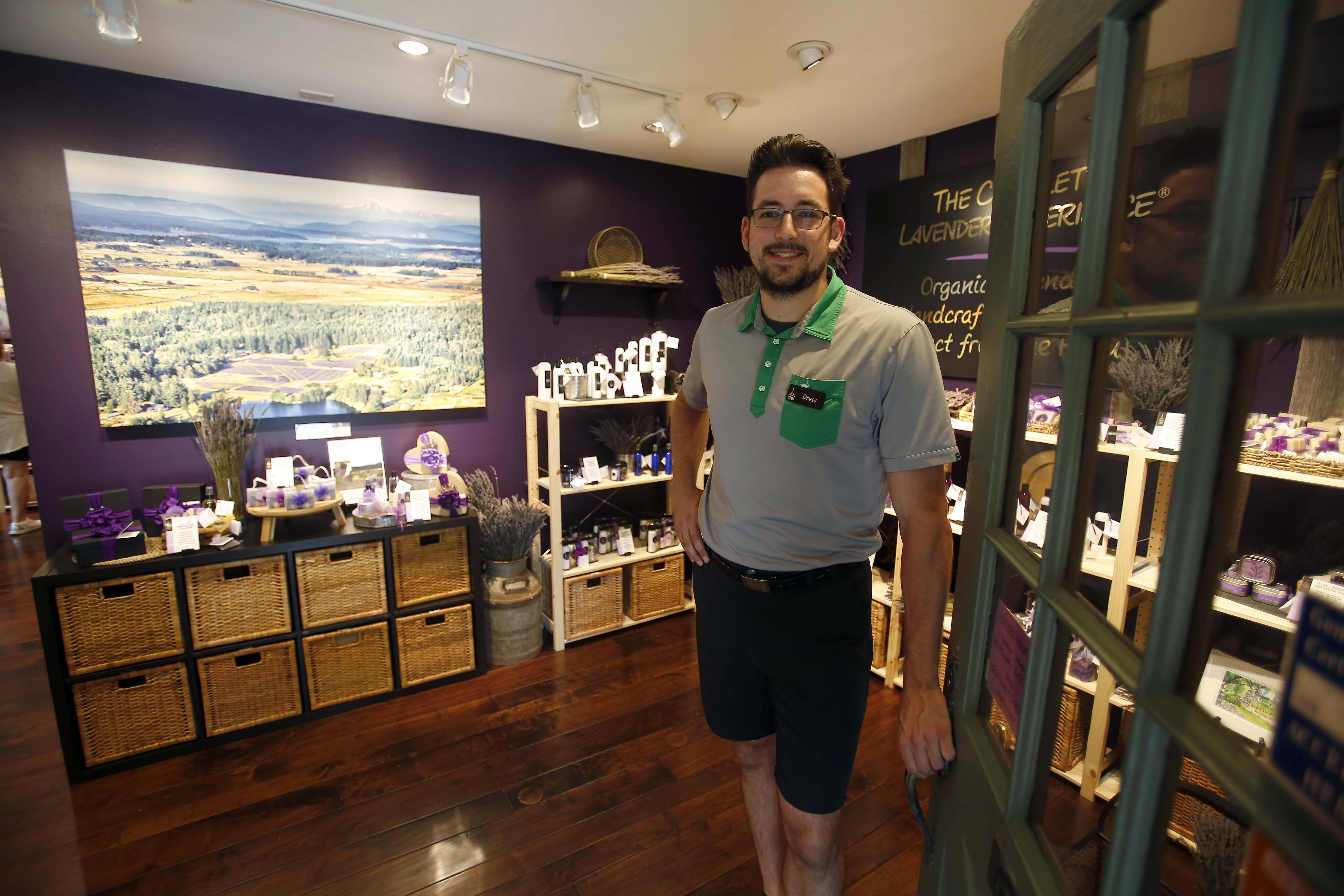 Pelindaba Lavender at 310 Campbell St. in Geneva is stocked with lavender products that cover an array of uses -- culinary, personal care, therapy and pet care.