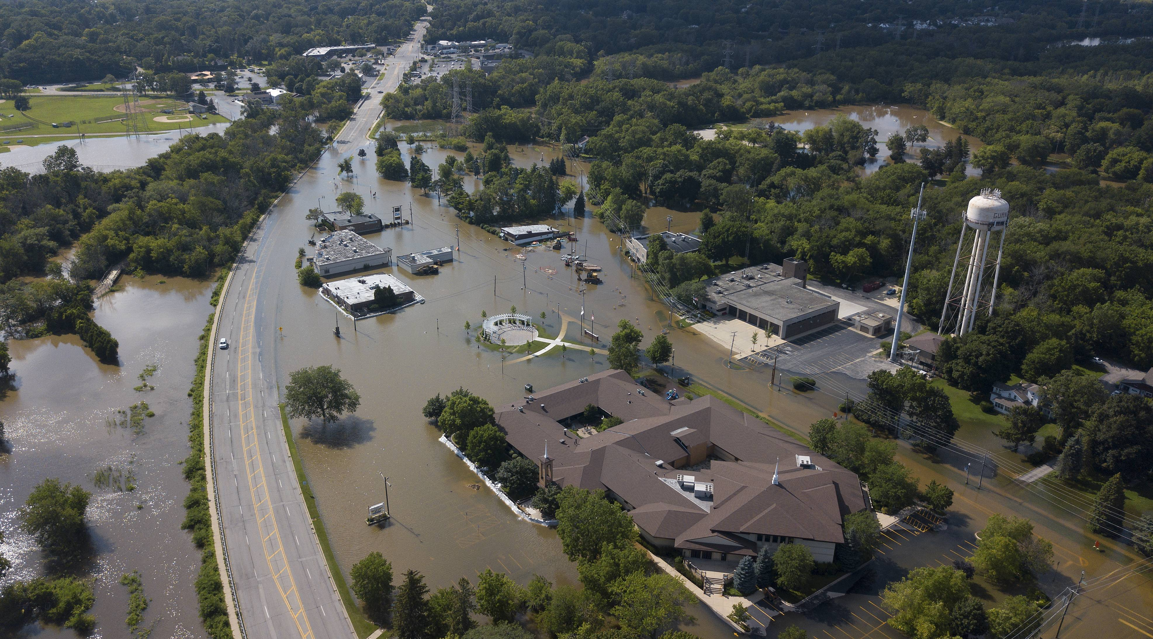Lake County declared disaster area; sandbagging continues