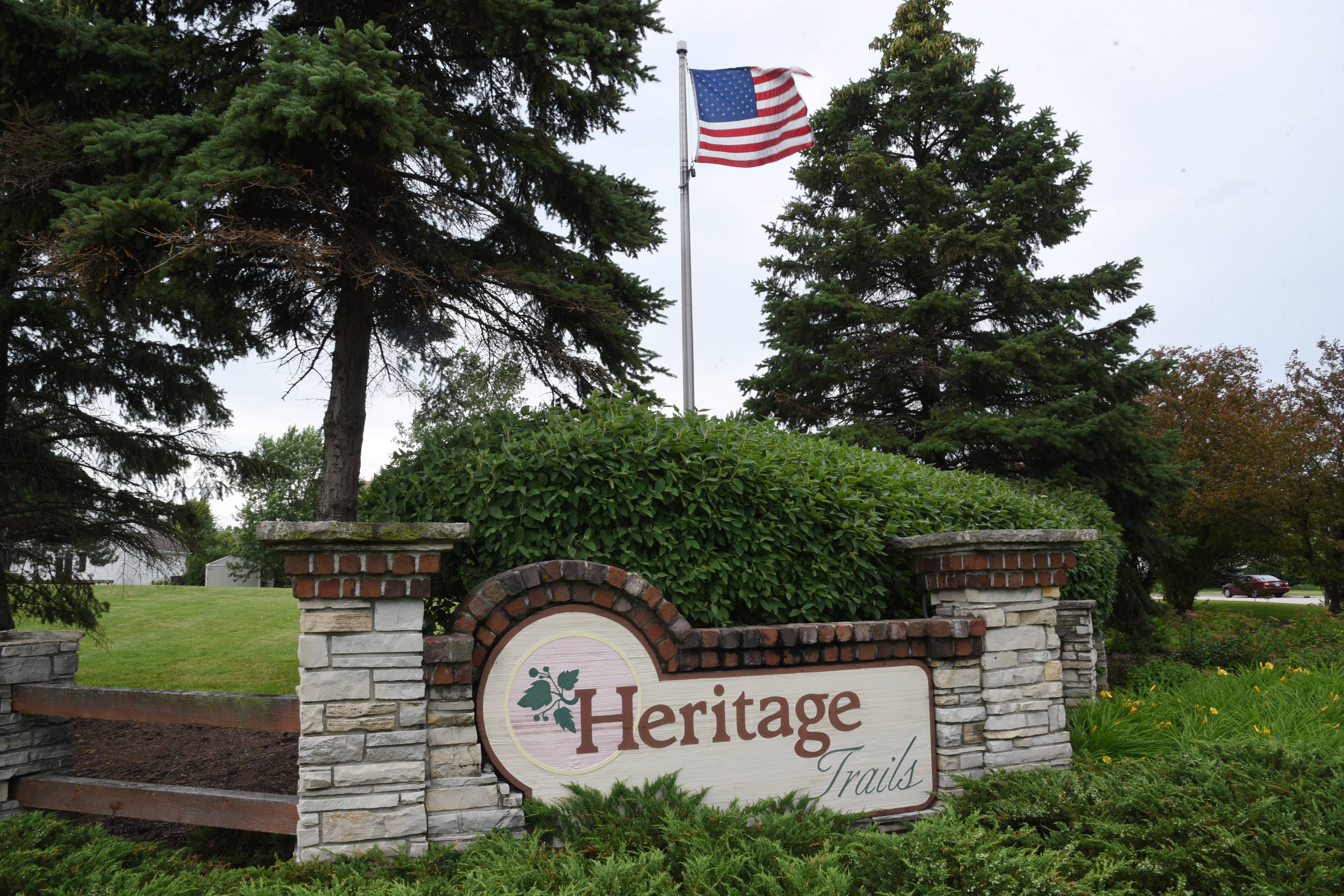 Heritage Trails subdivision in Lindenhurst features 252 single-family homes built by Westfield Homes in the late 1990s.