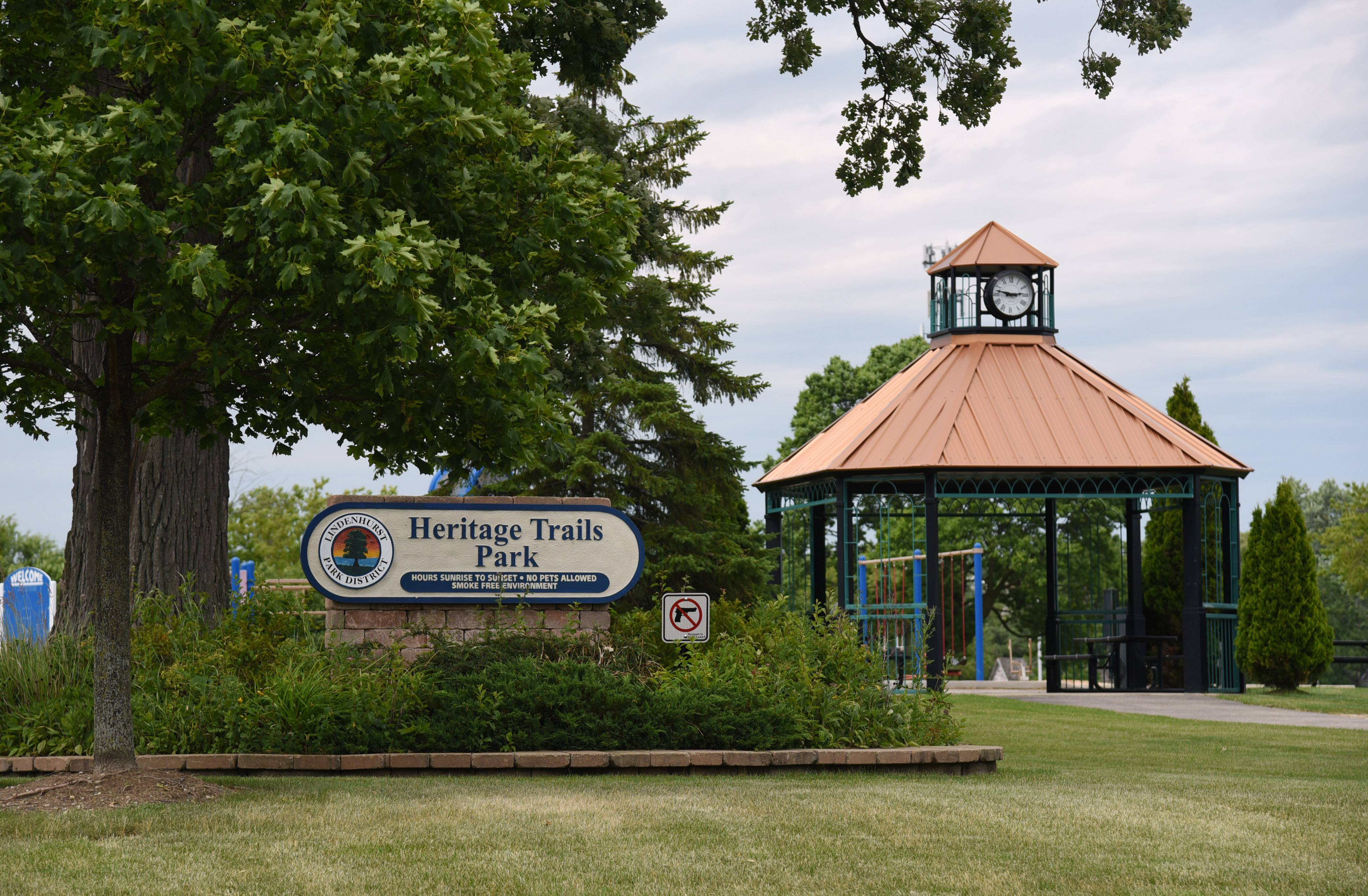 The neighborhood offers many recreational opportunities, such as Heritage Trails Park.