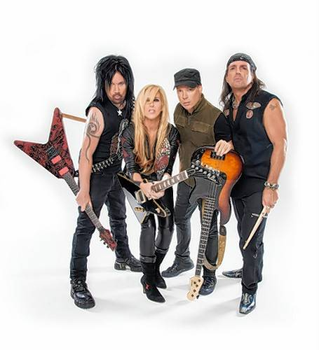 Lita Ford will perform at Schaumburg's Septemberfest at 8:30 p.m. Sunday, Sept. 3.
