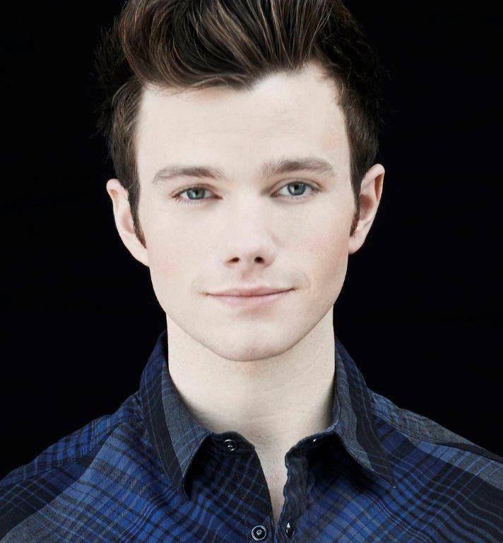 "Actor and author Chris Colfer discusses his book ""The Land of Stories: Worlds Collide"" on Tuesday, July 18, in Wentz Concert Hall on the campus of North Central College in Naperville."