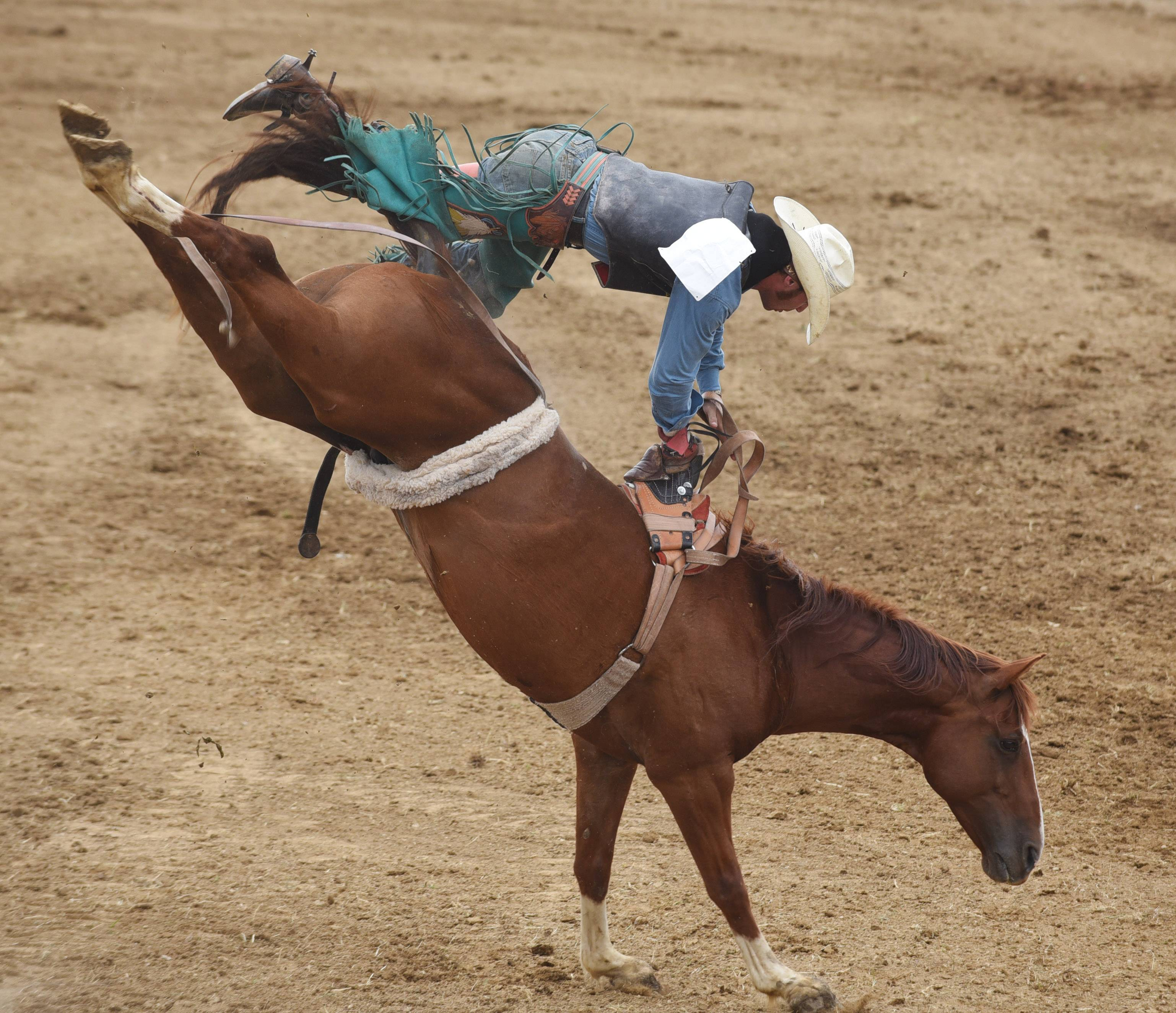 The Wauconda IPRA Championship Rodeo returns this weekend.