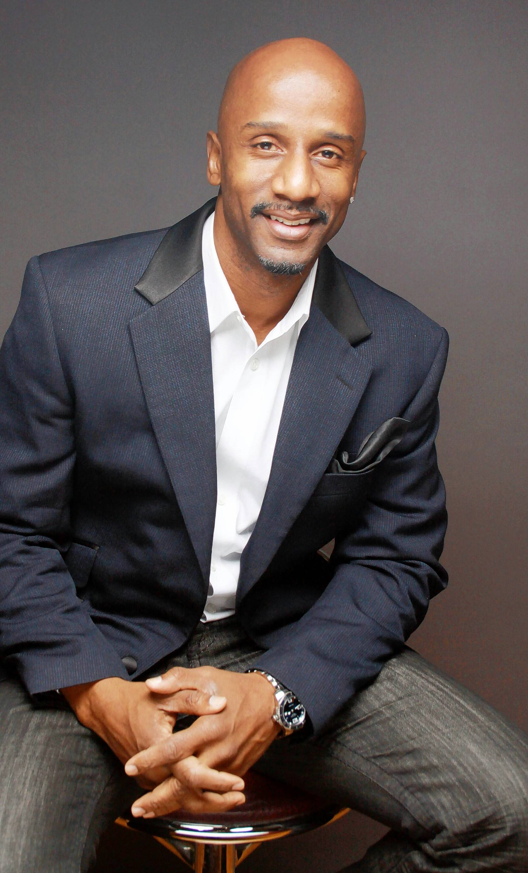 Comedian Damon Williams performs at Zanies locations at MB Financial Park in Rosemont and in Chicago.