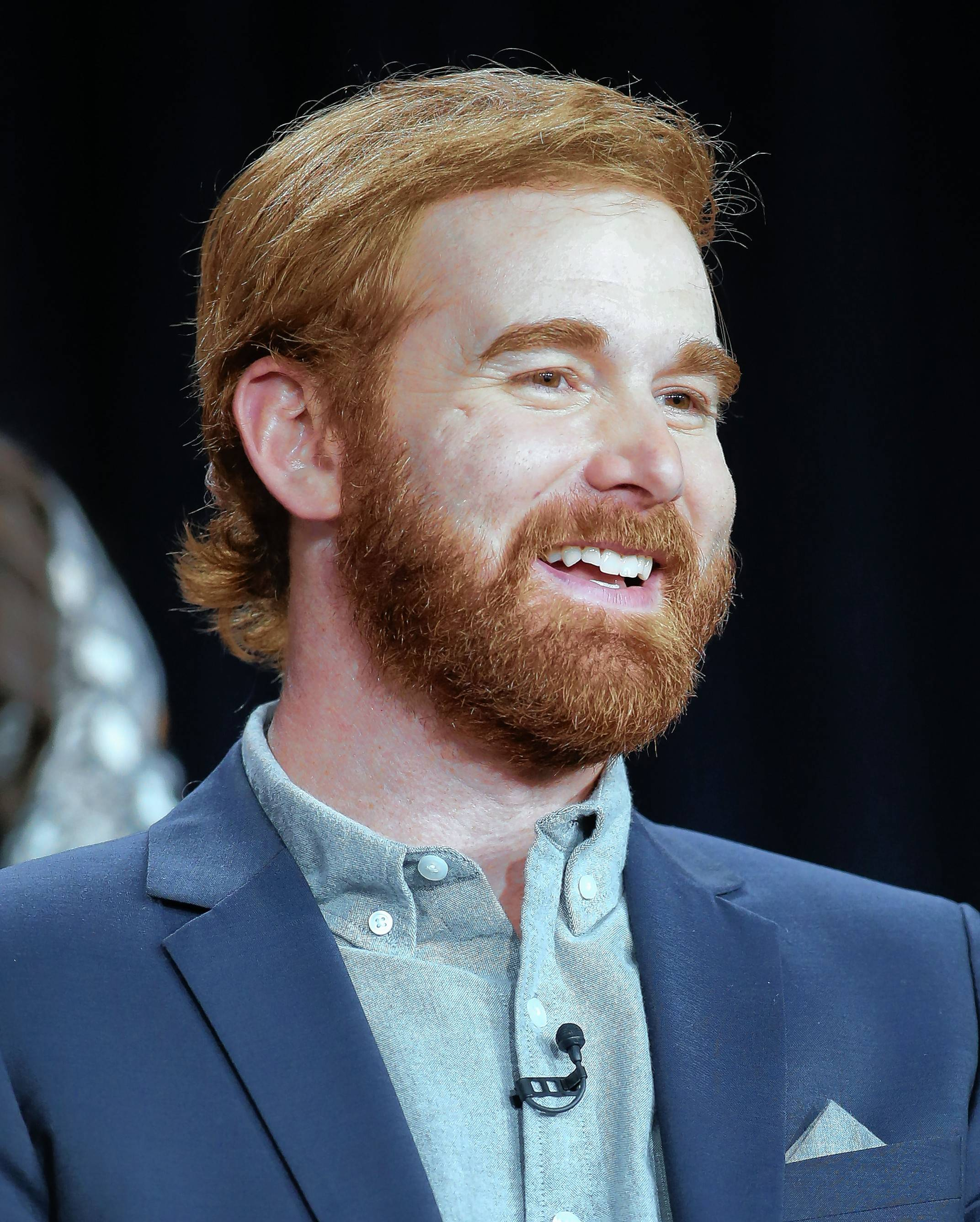 Comedian Andrew Santino performs at the Improv Comedy Showcase in Schaumburg.