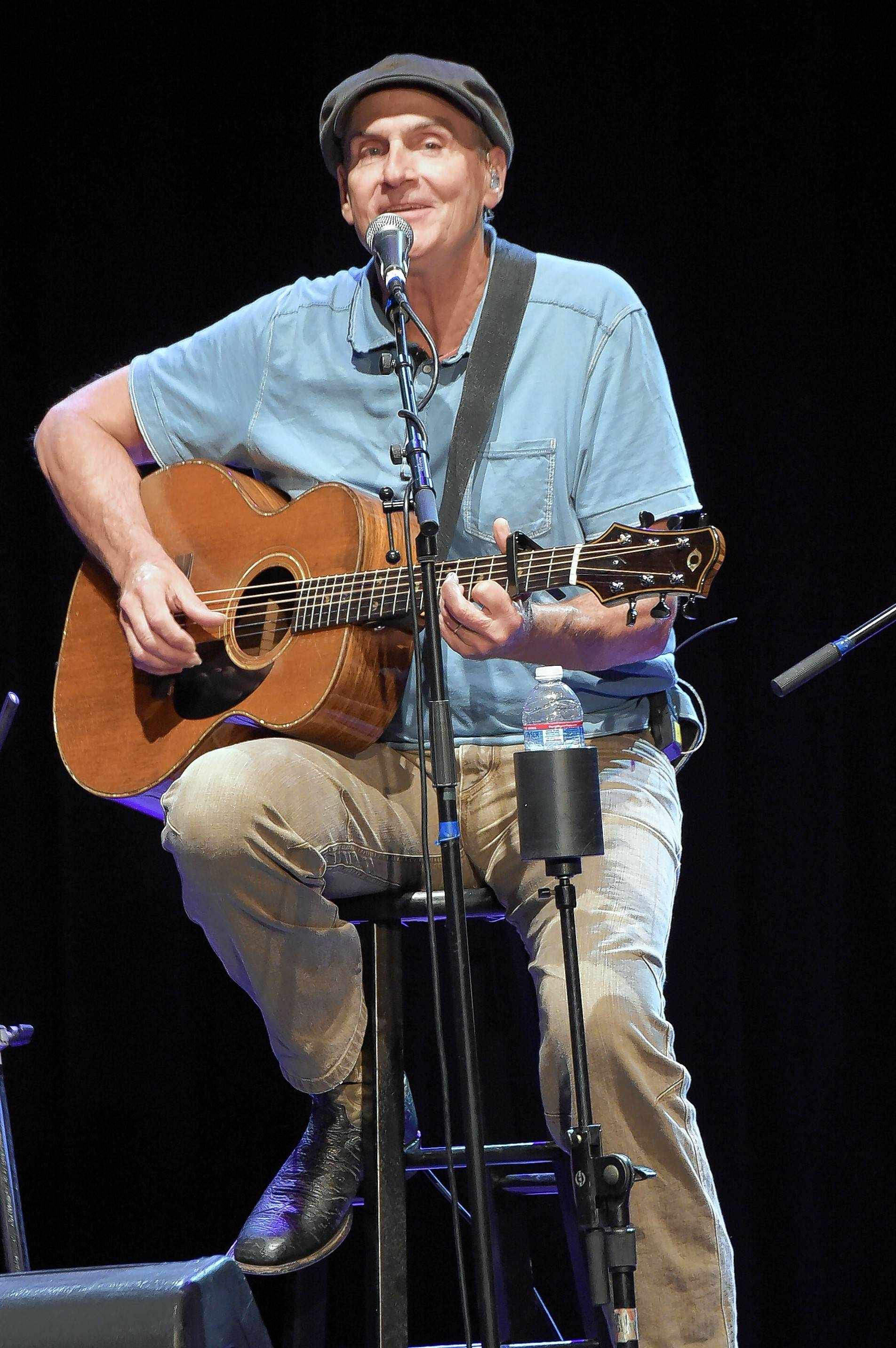 James Taylor is hitting the road this summer before starting work on a new album.