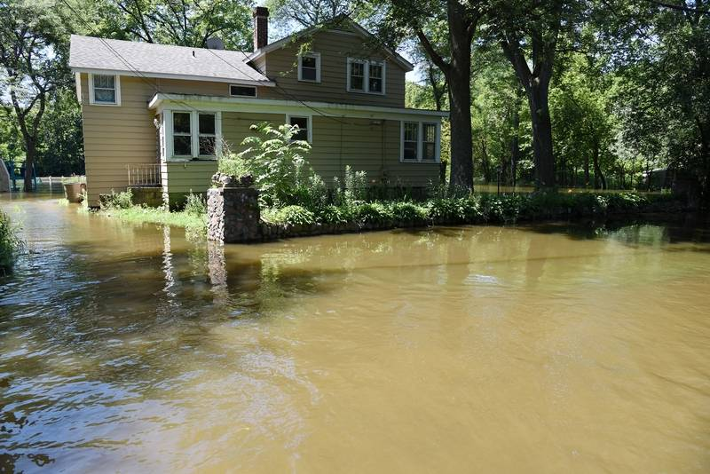 Algonquin Homeowner On Flood 39 After A While You Just