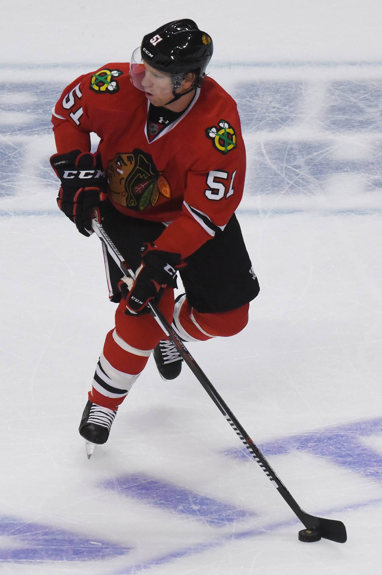 Chicago Blackhawks defenseman Brian Campbell has decided to retire after 17 seasons in the NHL.