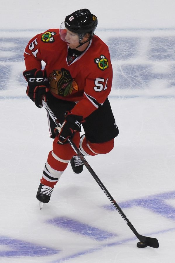 674b6bed0 Chicago Blackhawks defenseman Brian Campbell has decided to retire after 17  seasons in the NHL.