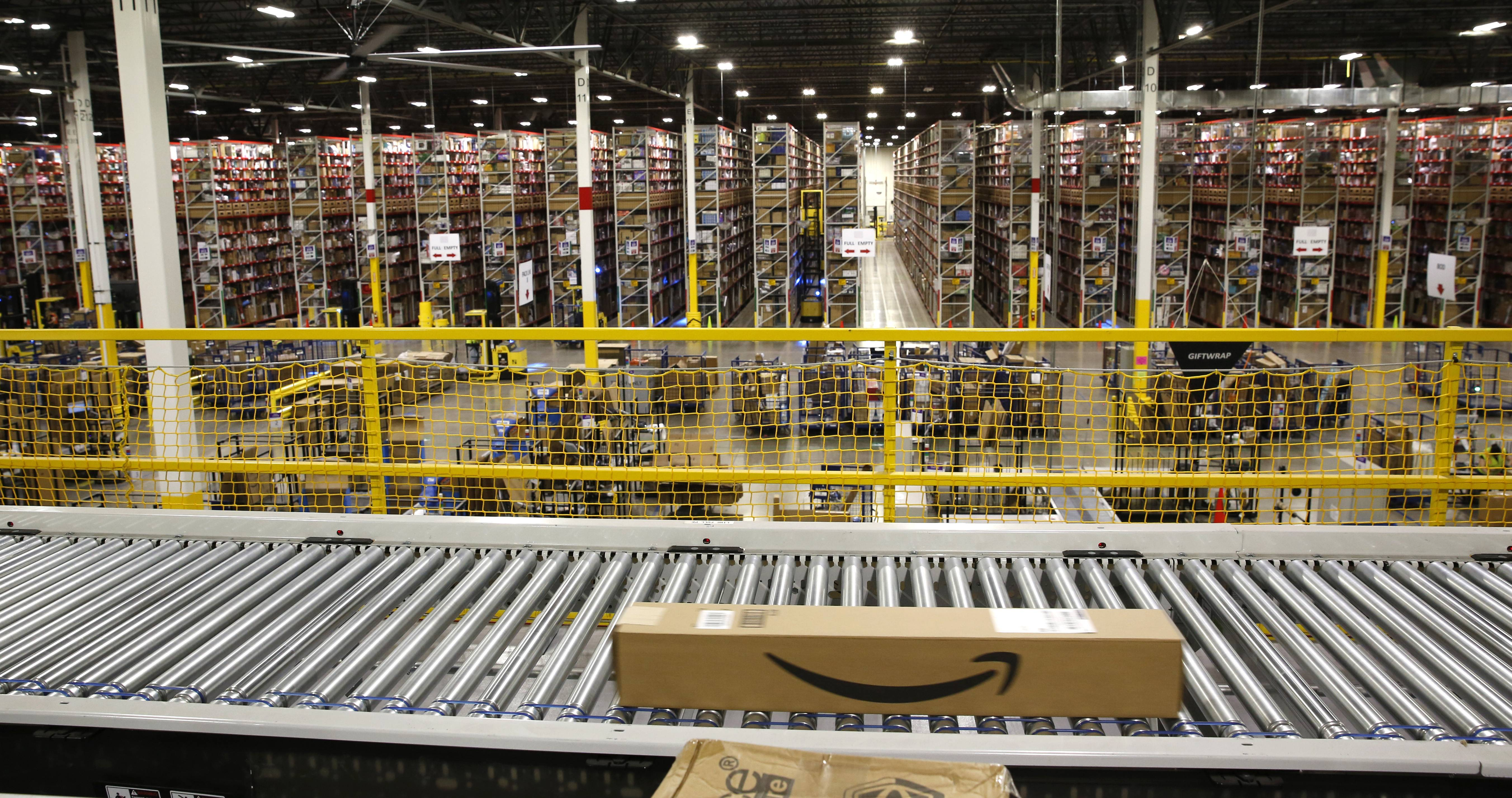 Crest Hill sees new Amazon facility as an economic driver