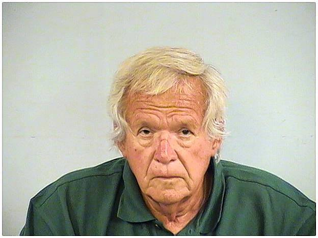 Former U.S. House Speaker Dennis Hastert, in a photo released by the Lake County sheriff's department Wednesday, after he was released from federal prison and placed under electronic monitoring supervised by the Lake County sheriff's department.