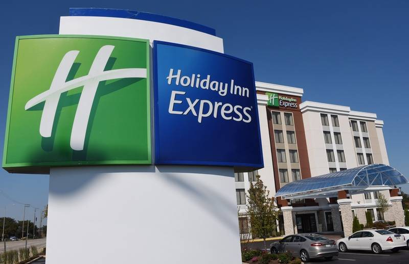 The Holiday Inn Express On Arlington Heights Road Was Recently Sold
