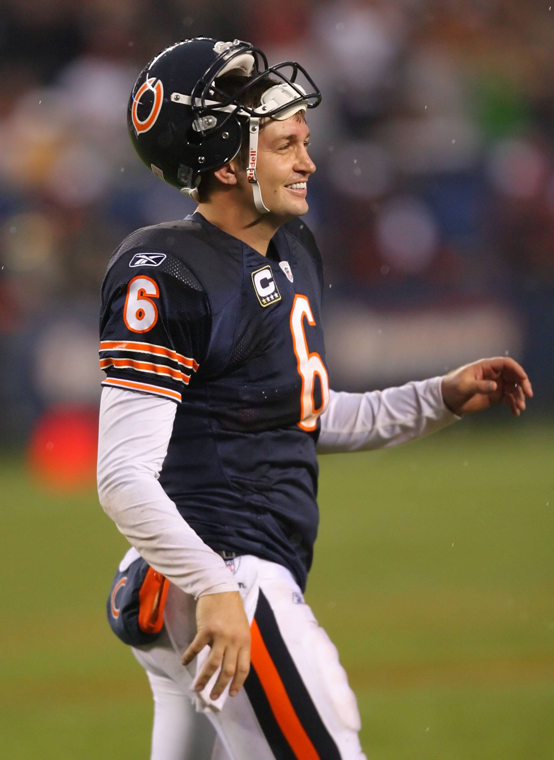 The opening of Bears camp just wouldn't be the same without talk of how Jay Cutler will perform.