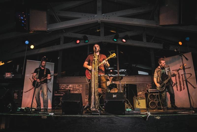 The Kings Rising returns to BaseCamp Pub for the fifth annual Homegrown Arts & Music Festival Saturday, July 29.