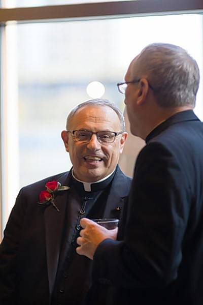 The Rev. Ron Lewinski, former pastor of St. Mary of Annunciation Church near Mundelein and co-director of the Archdiocese of Chicago's Department of Parish Vitality and Mission, died last week. He was 71.