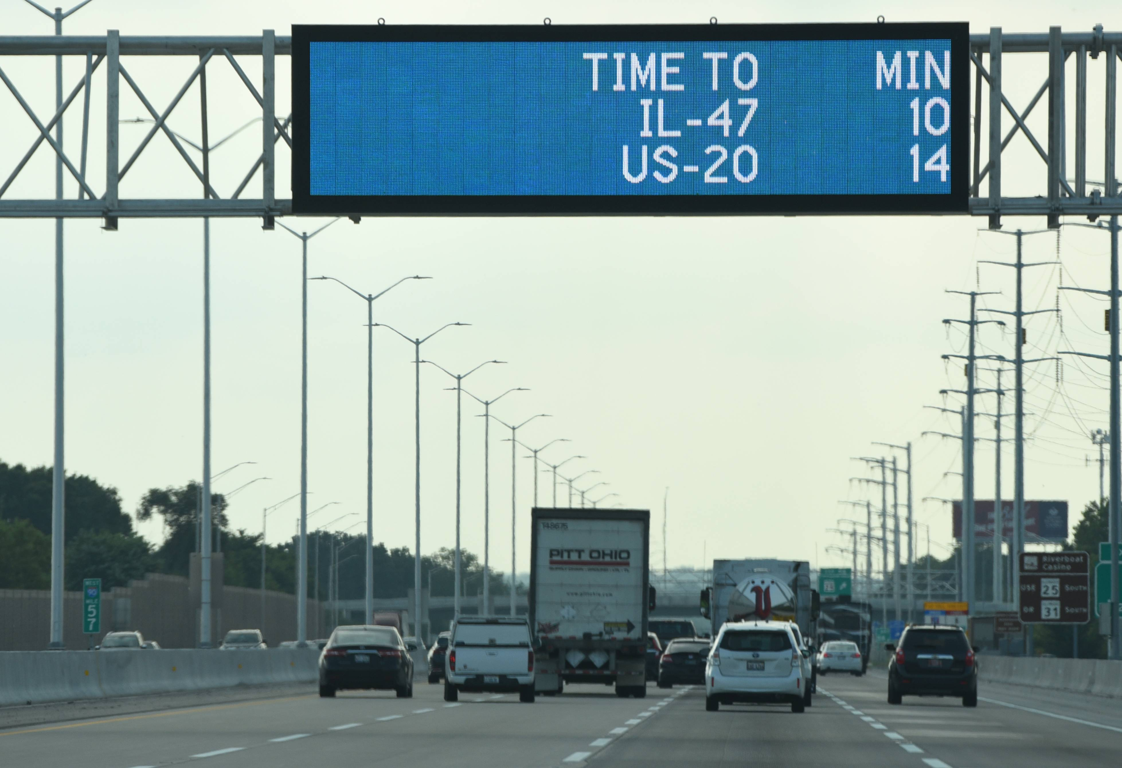 In Transit: How tollway travel times are calculated