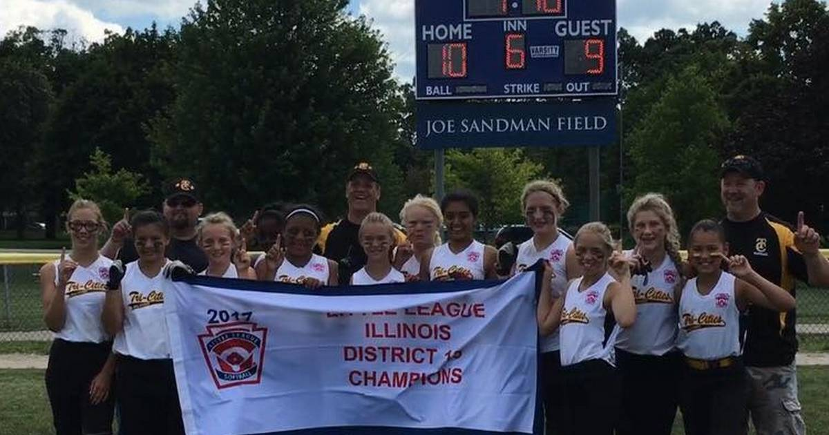 Tri-Cities Little League's All-Star Majors Softball team advances to