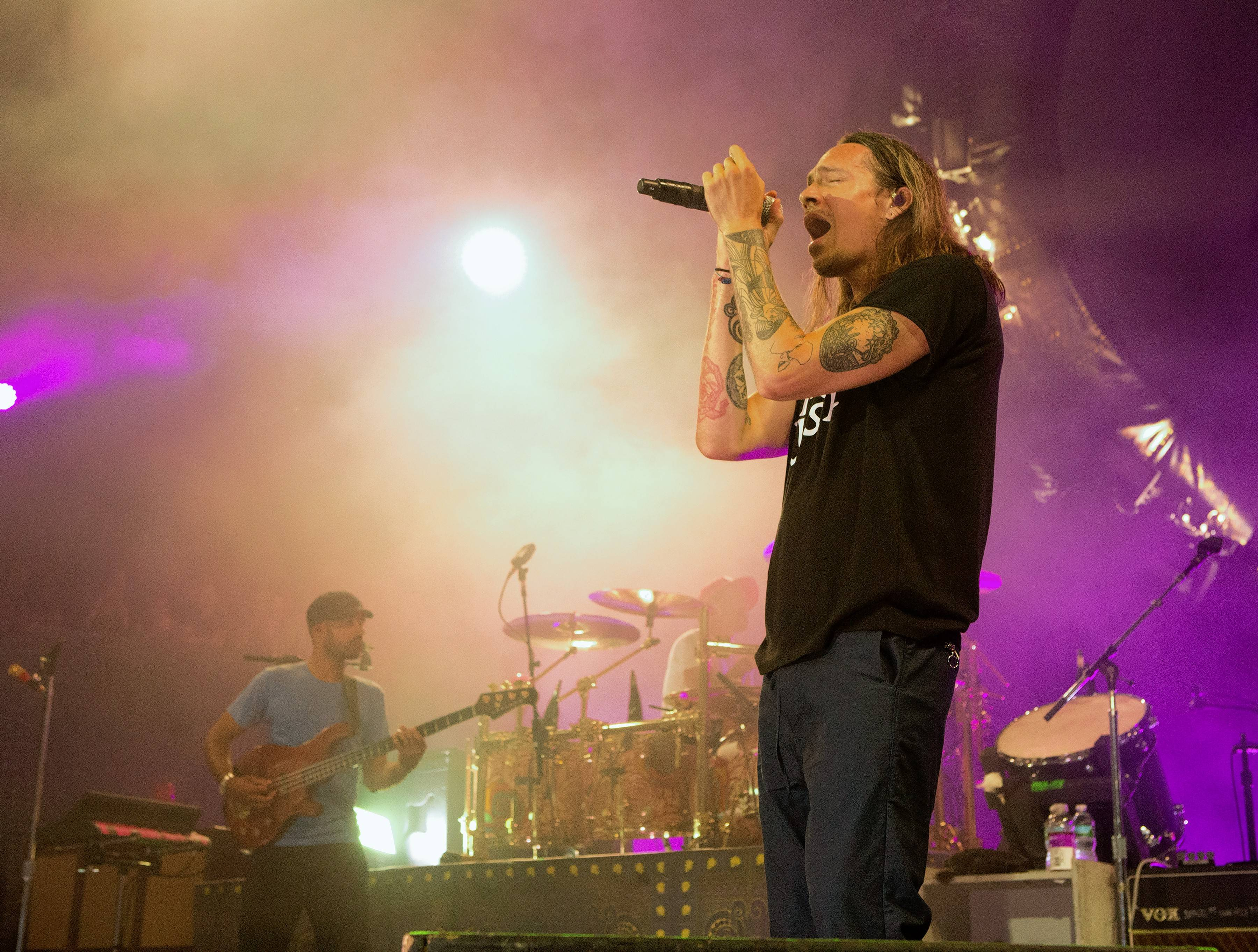 Incubus headlines a show with Jimmy Eat World at the Hollywood Casino Amphitheatre Saturday, July 29.