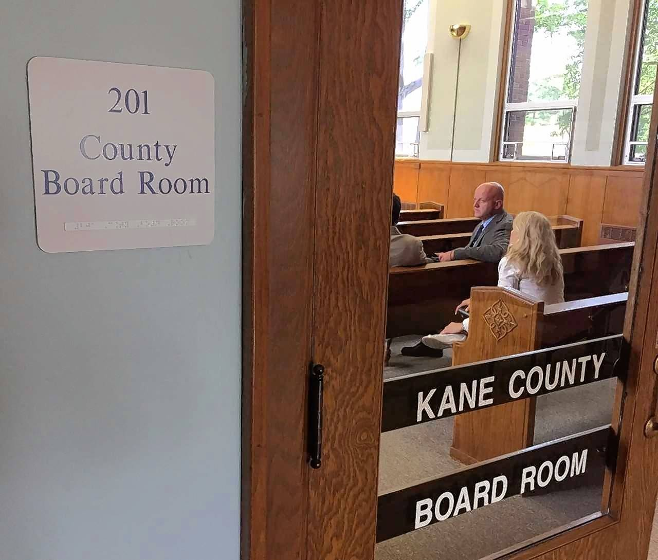 Kane County officials are meeting several days this week to address a $6 million budget deficit for 2018. A mix of spending and income losses are fueling the problem.