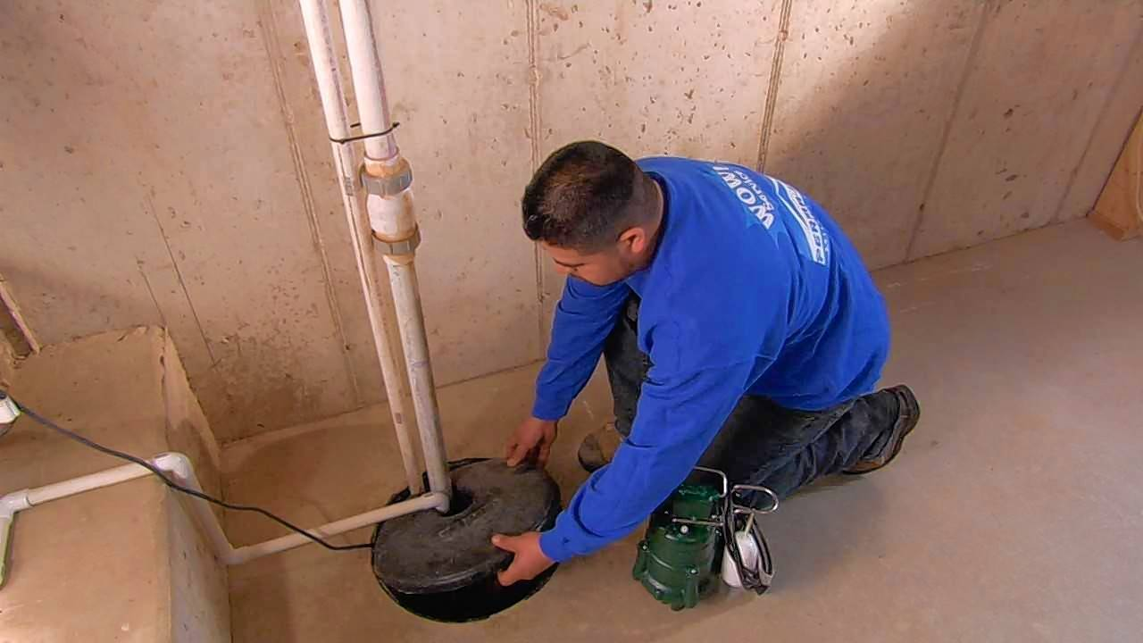 Experts say a reliable sump pump with a battery backup can cost more than $1,000 but can save you in the long run.