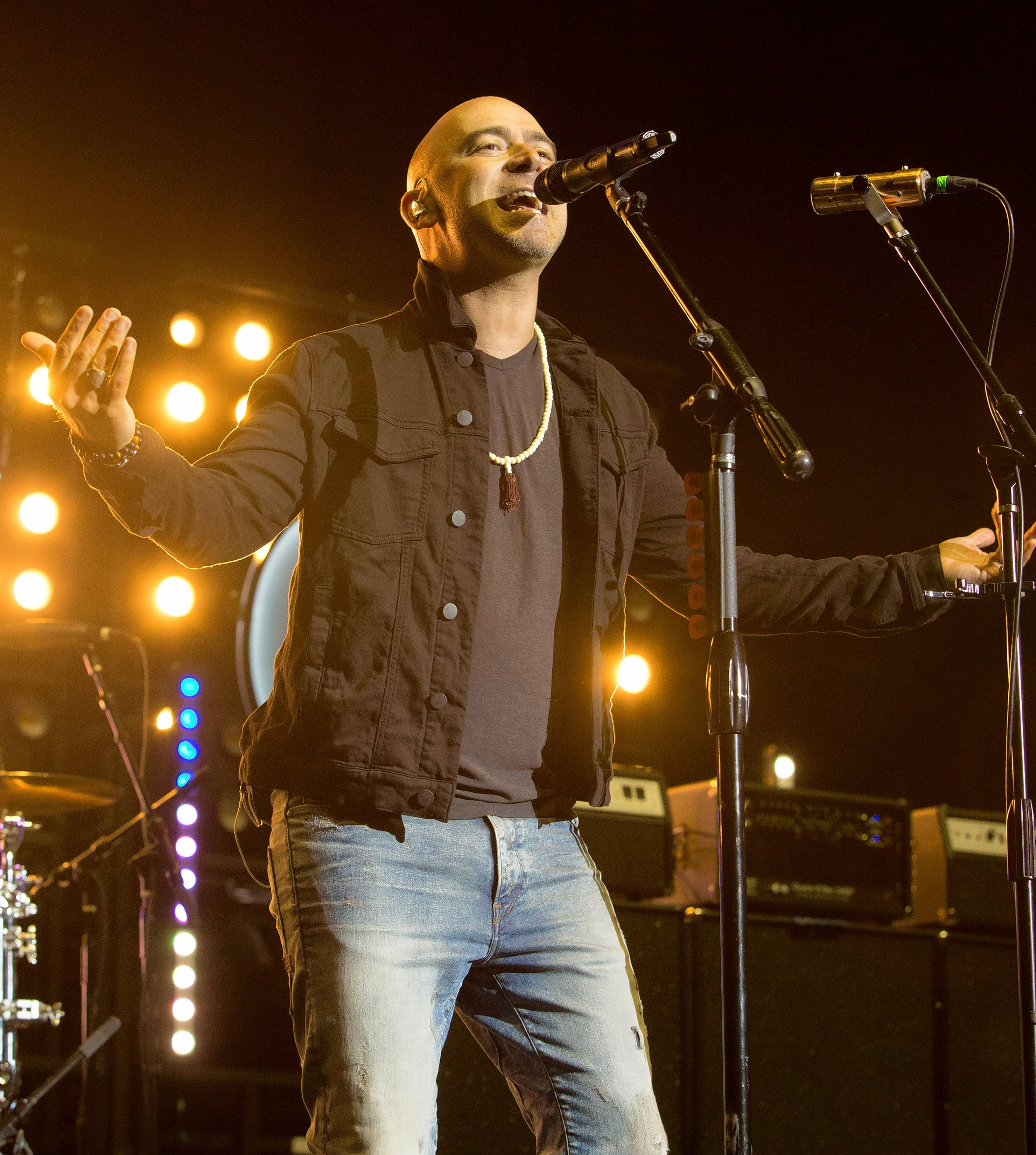 Ed Kowalczyk and the band Live will play Lollapalooza this weekend.