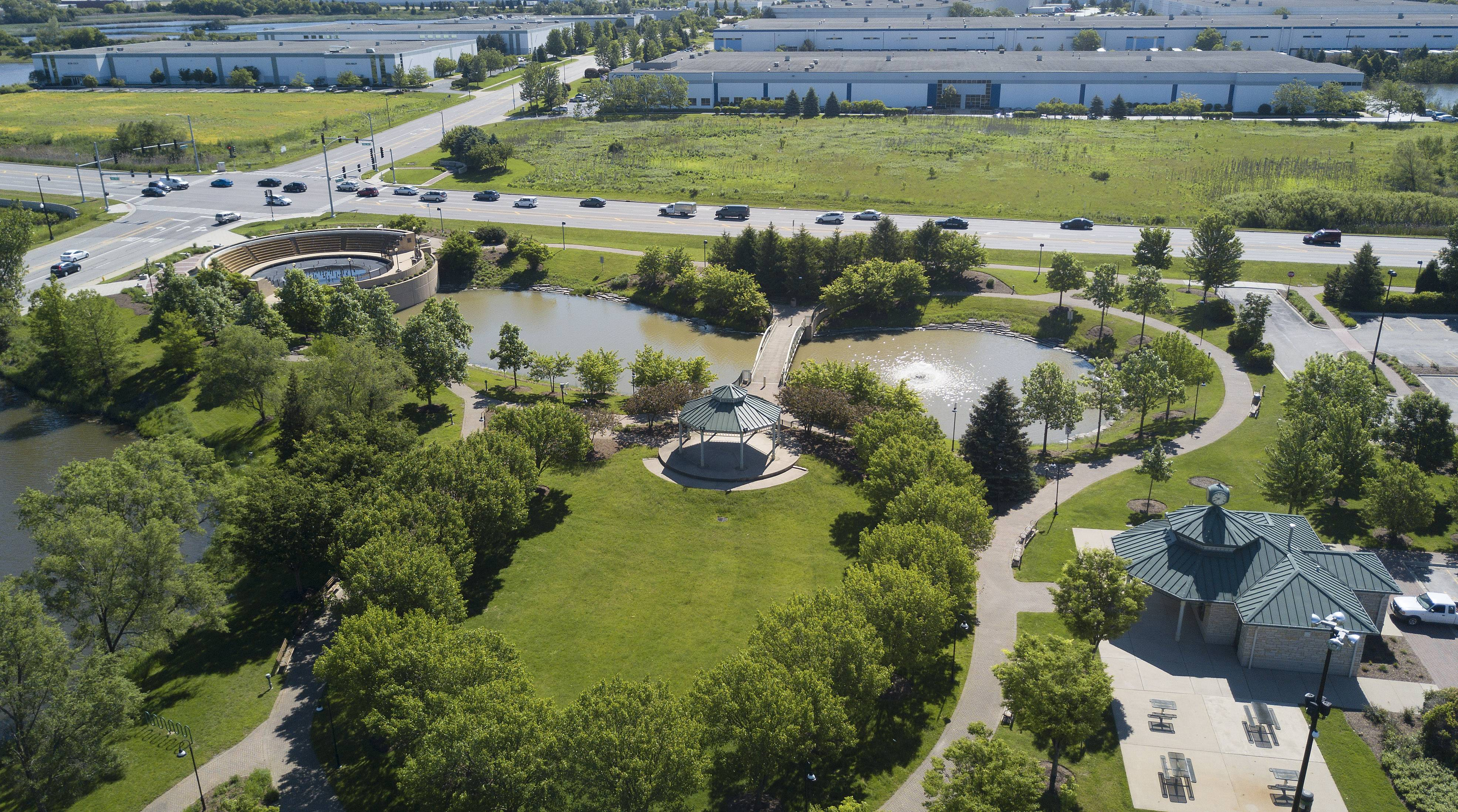 Carol Stream group now plans veterans memorial at Town Center