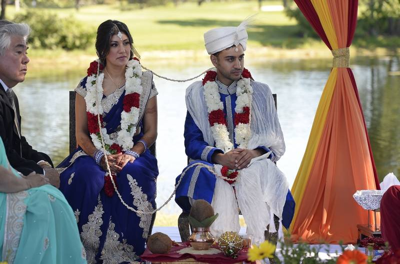 The Wedding Of Ankur Raniwala Formerly Mundelein And Barrington With His New Bride