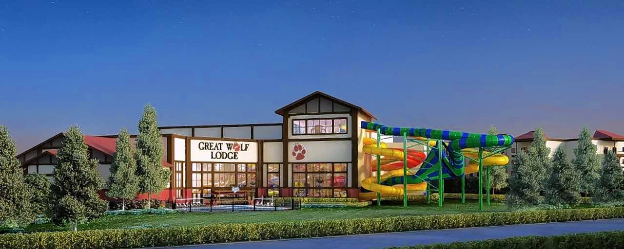 What Great Wolf Lodge In Gurnee Will Look Like