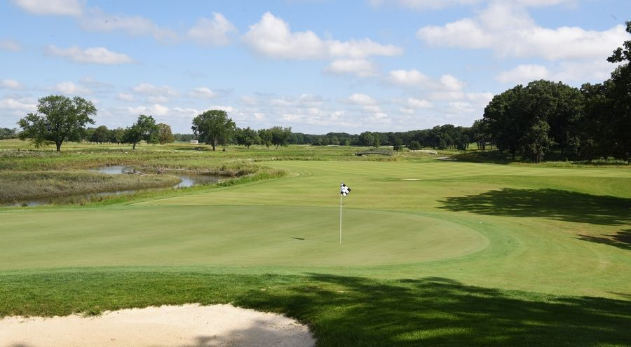 The Forest Preserve District of DuPage County has made roughly $16.8 million in upgrades to The Preserve at Oak Meadows -- formerly Oak Meadows Golf Course -- in Addison.