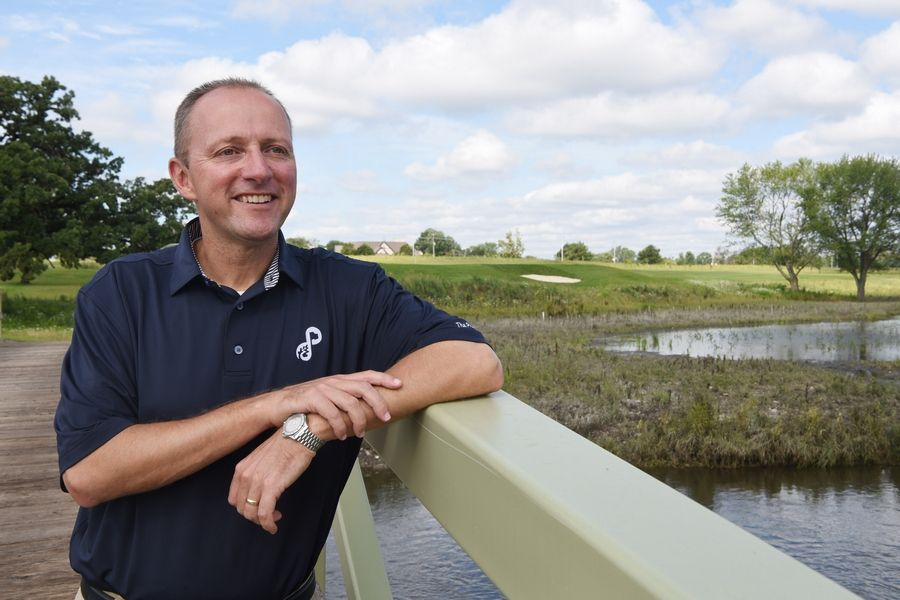 Ed Stevenson, executive director of the Forest Preserve District of DuPage County, talks about the roughly $16.8 million in upgrades that have been made to The Preserve at Oak Meadows -- formerly Oak Meadows Golf Course -- in Addison.
