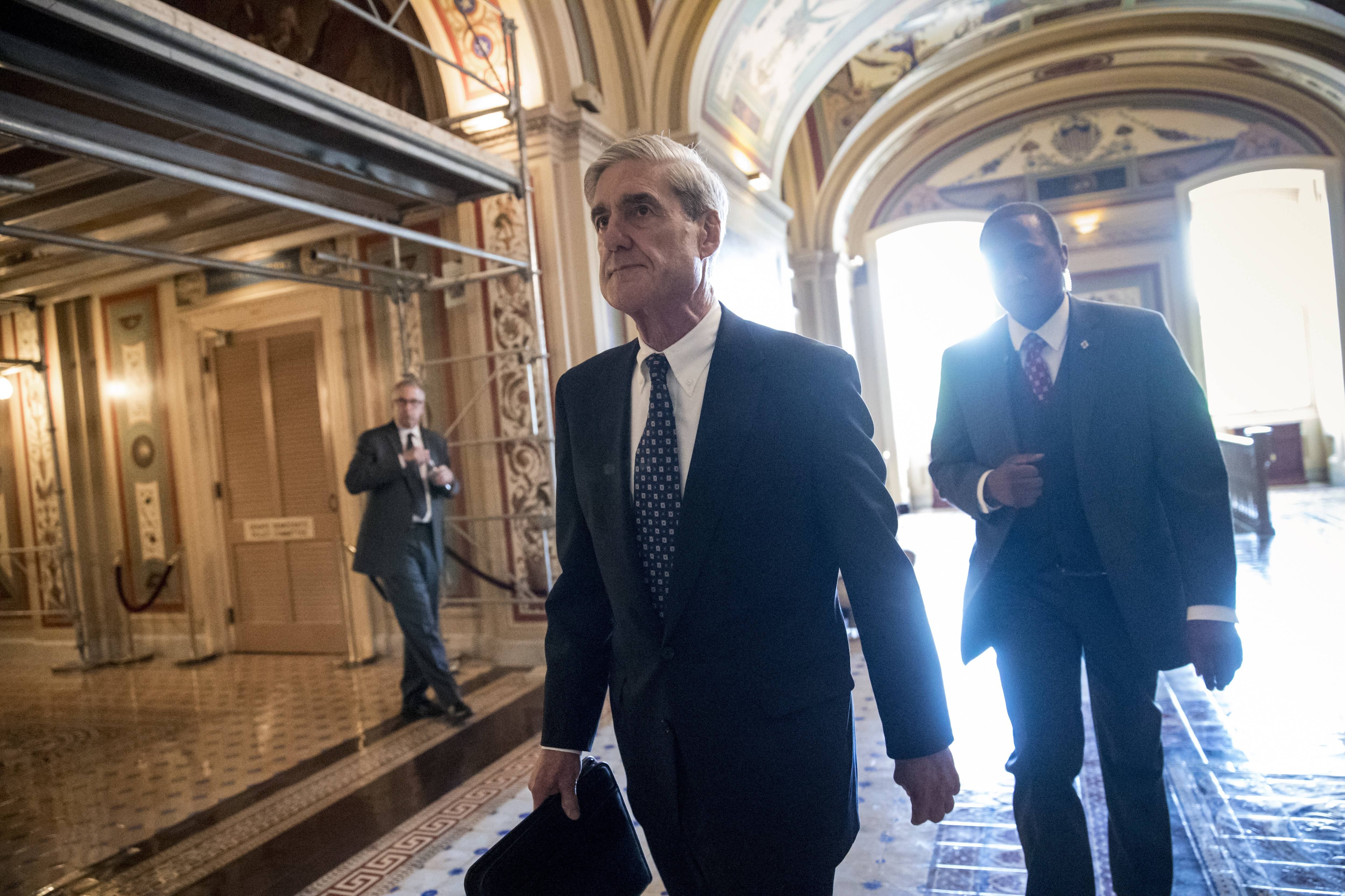 Special Counsel Robert Mueller is reported to have convened a grand jury to look into Russia's meddling in the 2016 presidential election.