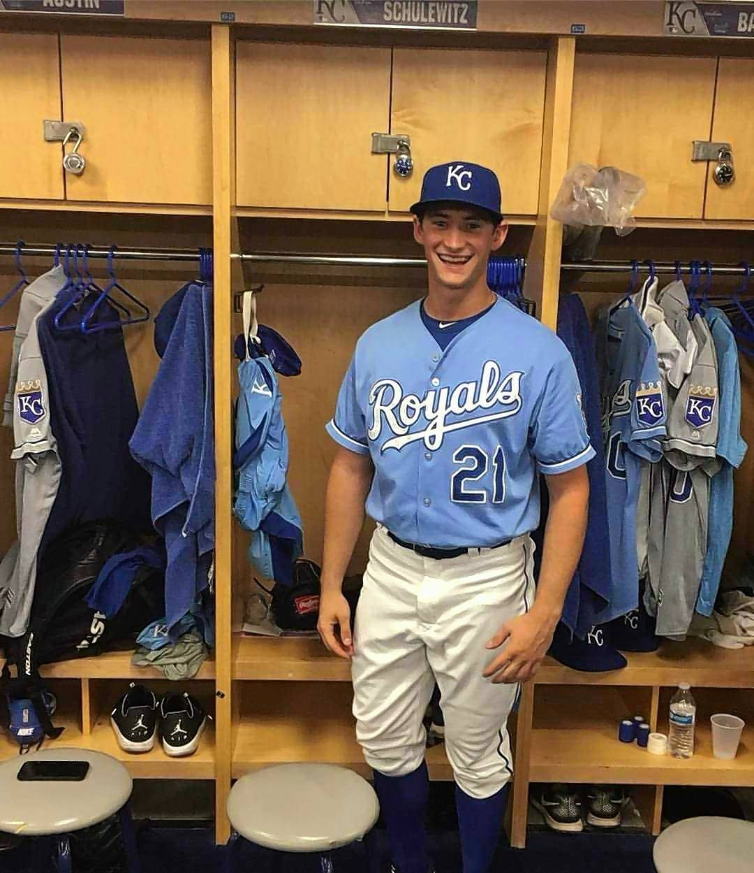 Former Mundelein pitcher Mitchell Schulewitz graduated from UIC this spring and is pitching in the Kansas City Royals organization.