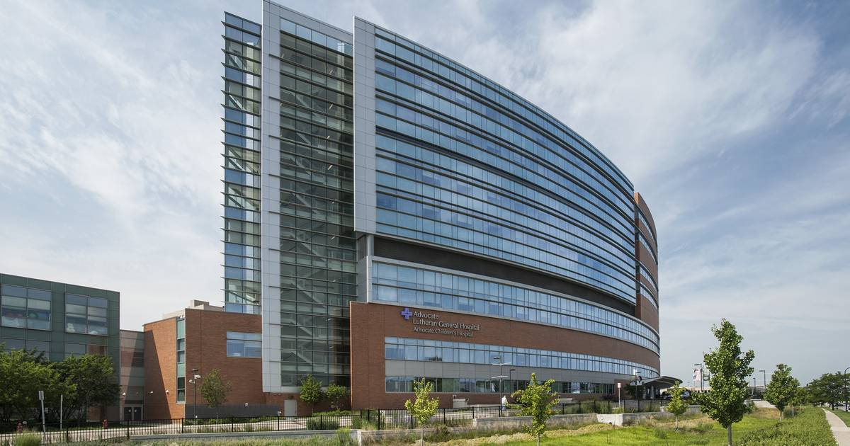 Luxury Vehicle: Advocate Lutheran General Hospital Named Among Best In