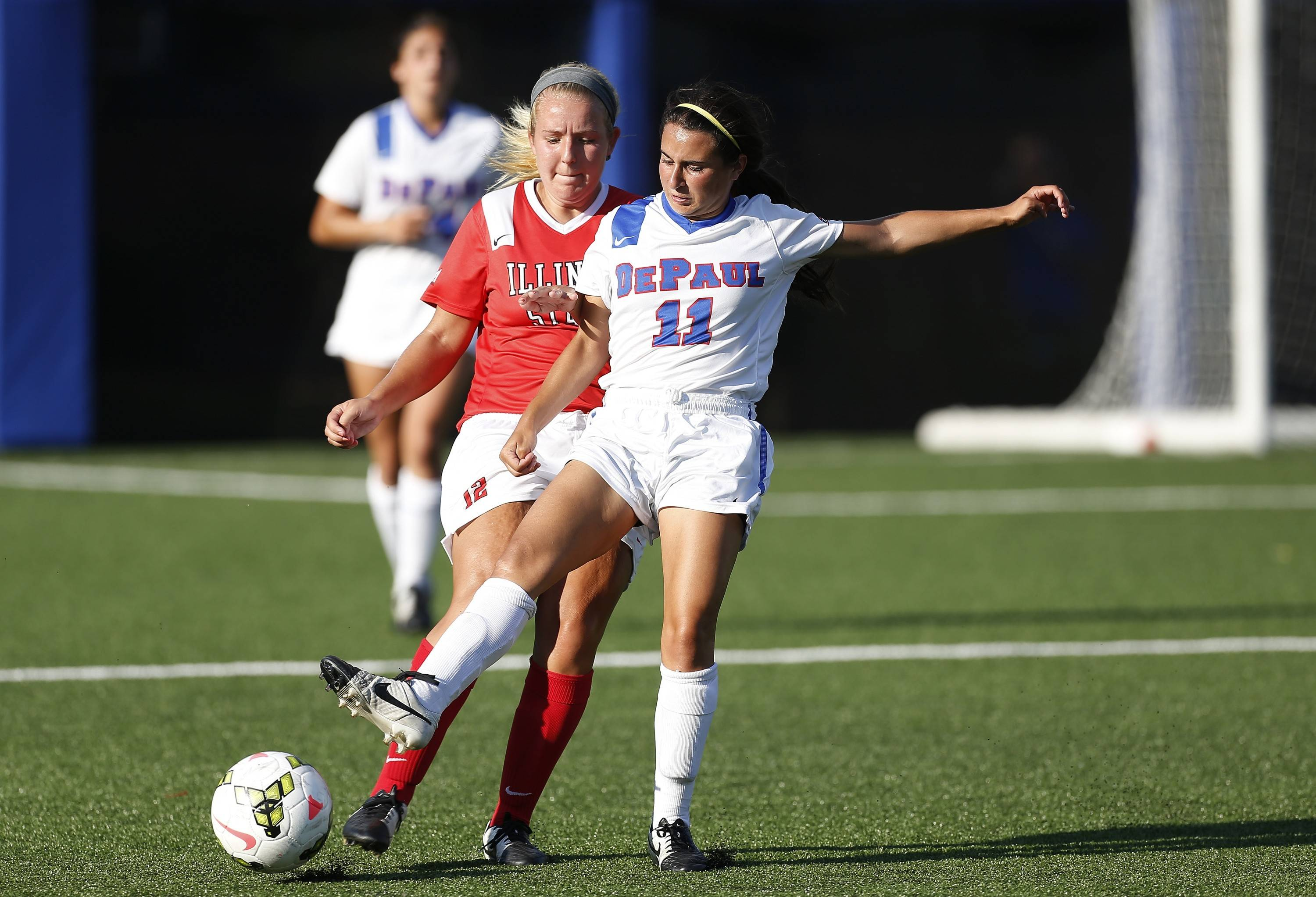Alexa Ben of DePaul was named to a national watch list of top college soccer players. The Schaumburg native is a senior midfielder at DePaul.