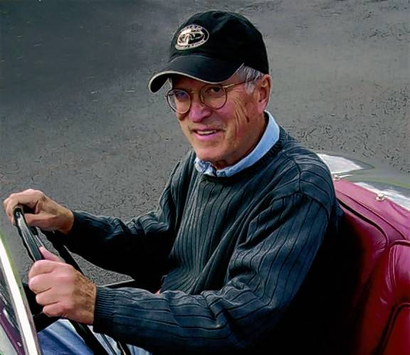 Owner Dave Hans purchased the Allard in 1986.