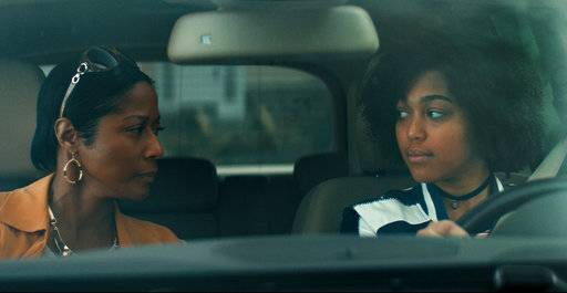 In this still image from a commercial spot provided by Procter & Gamble, a mother, left, talks to her daughter about racial bias. The Procter & Gamble advertisement is part of a shift by some corporations that are making emotional appeals to consumers by treading into territory that could be polarizing. But experts say there are likely to be more of these ads, as companies seek younger customers who respond to them. (Courtesy of Procter & Gamble via AP)