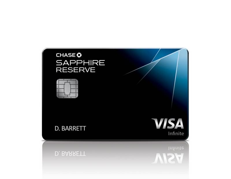 Why credit card rewards are getting harder to earn when chase released its sapphire reserve card last year with a signup bonus of 100000 points reheart Images