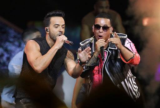 "An MTV spokesperson said in a statement to The Associated Press on Monday, Aug. 14, that the ""Despacito"" video was not submitted for consideration for nomination at the 2017 Video Music Awards."