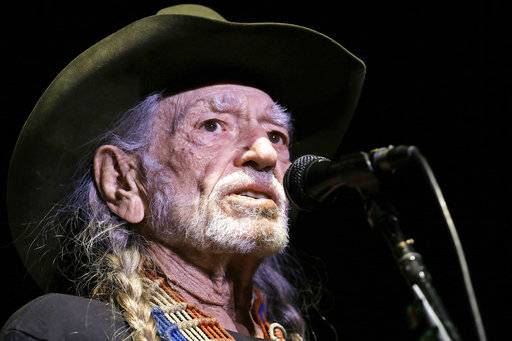 Willie Nelson blamed Utah's high altitude for forcing him to cut a suburban Salt Lake City show short on Sunday, Aug. 13.